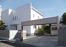 本格木造住宅の一例