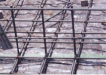 基礎ばりに相当する立ち上がり壁の配筋